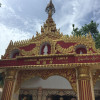 Thai Temple and Burmese Temple in Penang
