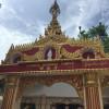 ペナン島のガーニードライブでタイ寺院とビルマ寺院を観光