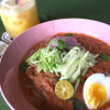 I ate specialty of Penang, Assam Laksa