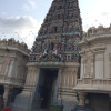 I visited Sri Maha Mariaman Hindu Temple